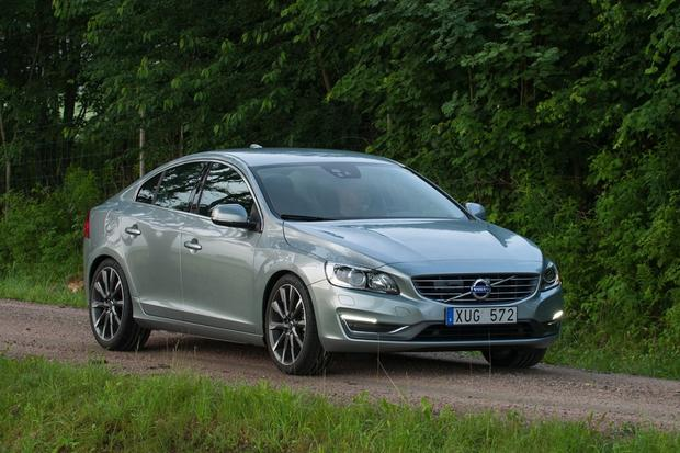 2015 Volvo S60: New Car Review - Autotrader