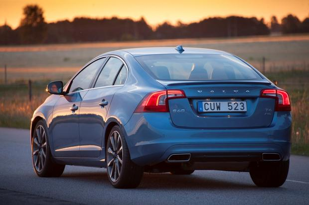 2015 Volvo S60 New Car Review Autotrader