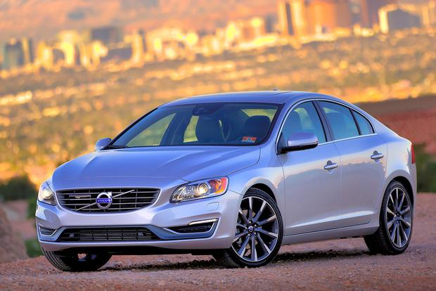 2015 Volvo S60 vs. 2015 Mercedes-Benz C-Class: Which Is ...