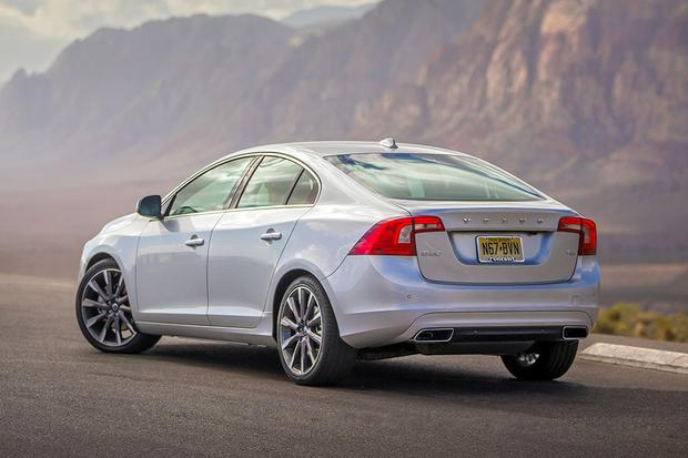 2015 Volvo S60 vs. 2015 Mercedes-Benz C-Class: Which Is Better? featured image large thumb7
