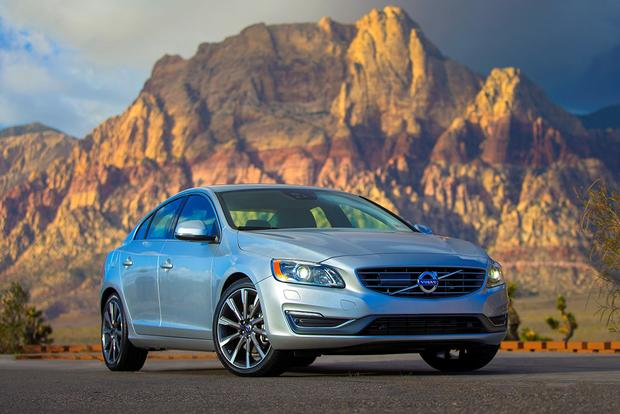 2016 Volvo S60: New Car Review