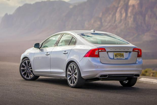 2016 Volvo S60: New Car Review featured image large thumb1