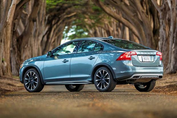 2016 Volvo S60 Cross Country: New Car Review - Autotrader