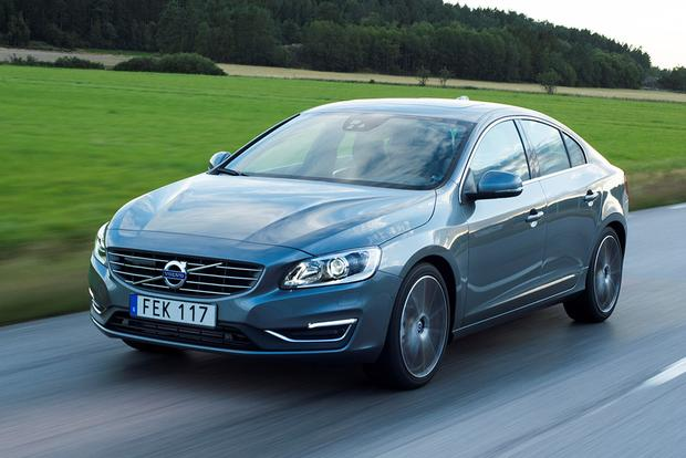 2017 Volvo S60: New Car Review featured image large thumb0