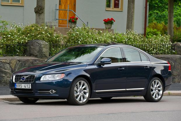 2012 Volvo S80: New Car Review
