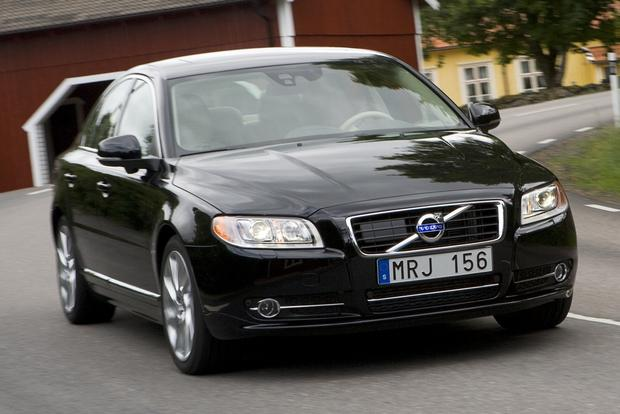 2013 Volvo S80: New Car Review featured image large thumb4