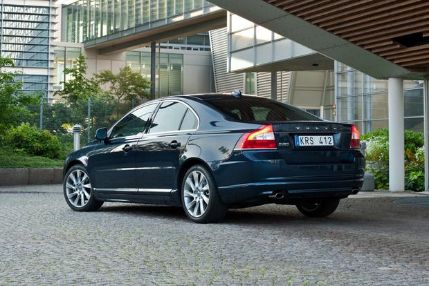 2013 Volvo S80: New Car Review featured image large thumb8