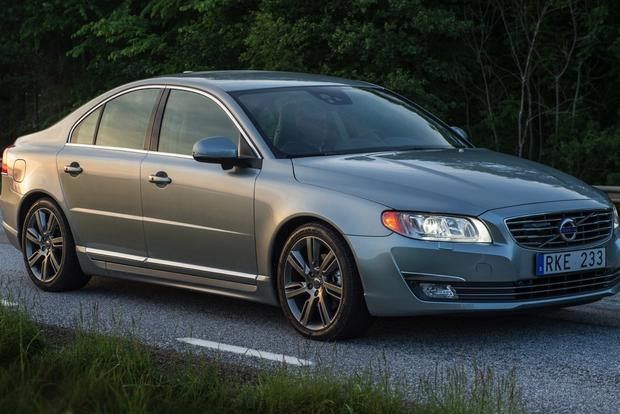 2014 Volvo S80 New Car Review Autotrader