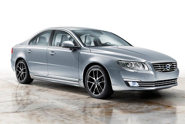 2015 Volvo S80: New Car Review - Autotrader