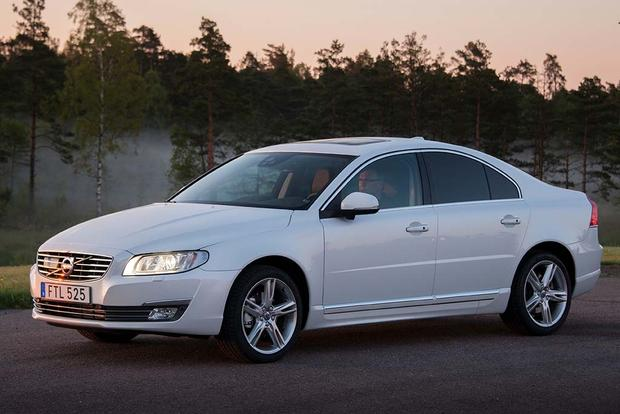 2016 Volvo S80: New Car Review