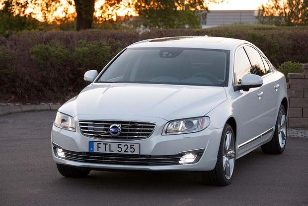 2016 Volvo S80: New Car Review featured image large thumb1