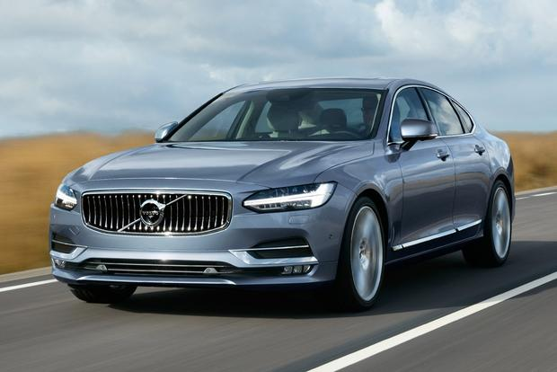 2017 Volvo S90: First Drive Review