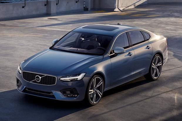2017 Volvo S90 New Car Review Autotrader