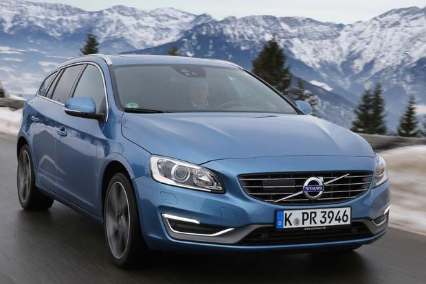 2016 Volvo V60 New Car Review Featured Image Large Thumb0