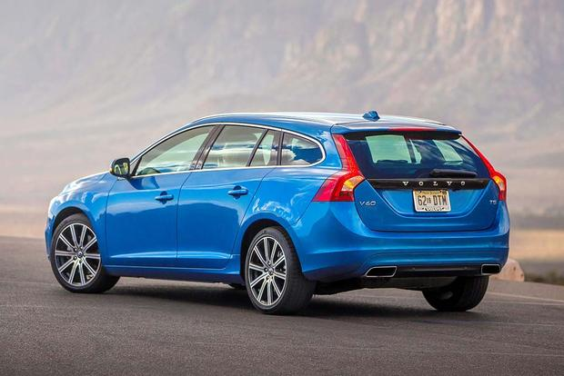 2016 Volvo V60 New Car Review Autotrader