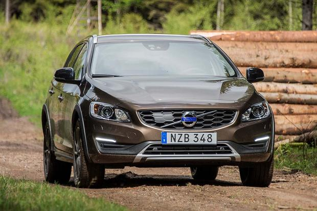 2016 Volvo V60 Cross Country: New Car Review