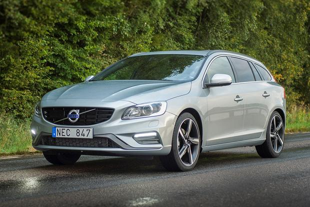2017 Volvo V60: New Car Review featured image large thumb0