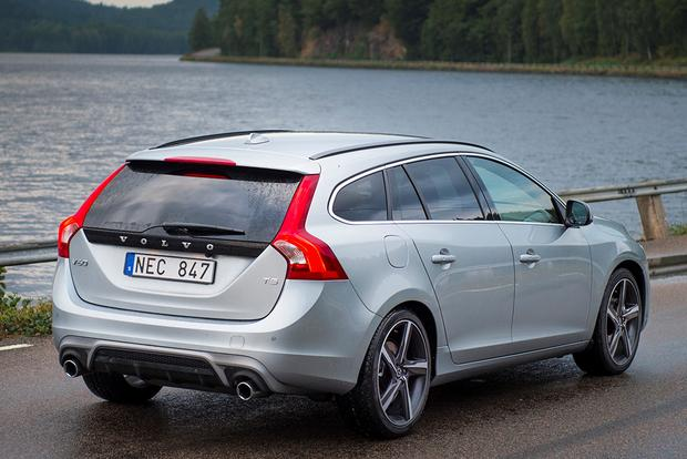 2017 Volvo V60 New Car Review Autotrader