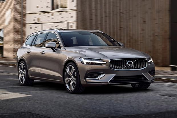2018 Volvo V60: New Car Review featured image large thumb0