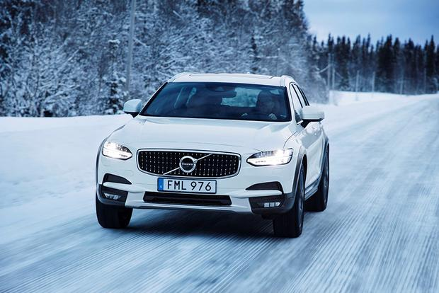 2017 Volvo V90 Cross Country: New Car Review featured image large thumb1