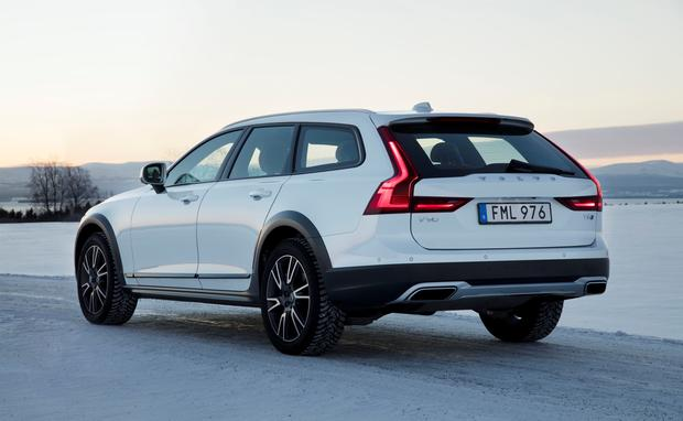 2017 Volvo V90 Cross Country: New Car Review featured image large thumb2