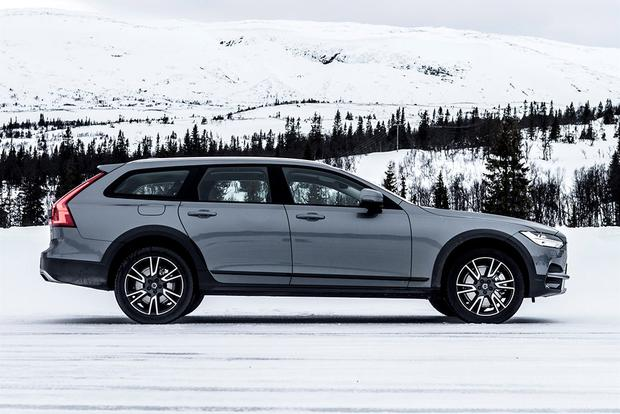 2017 Volvo V90 Cross Country: New Car Review featured image large thumb4