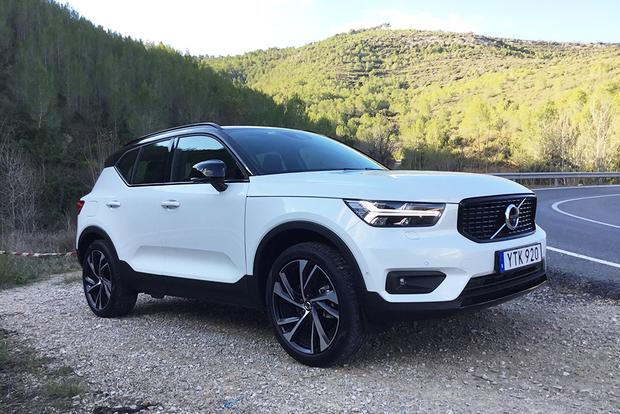 2019 Volvo XC40: First Drive Review