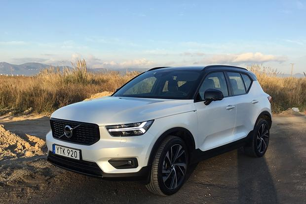 2019 Volvo XC40: First Drive Review - Autotrader