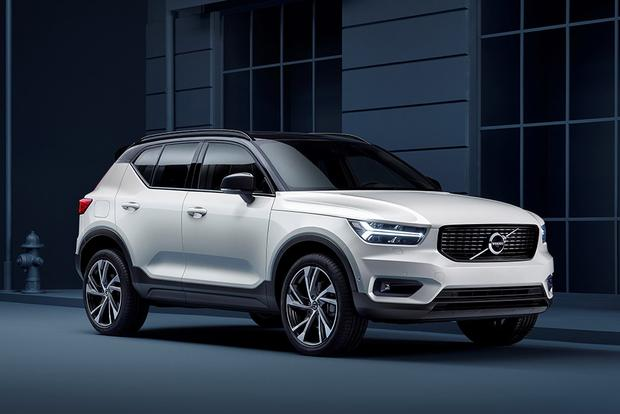 2019 Volvo XC40: The Latest Volvo featured image large thumb0