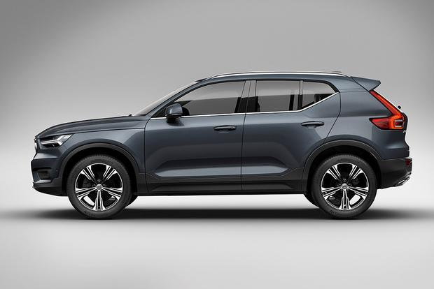 2019 Volvo XC40: The Latest Volvo featured image large thumb1