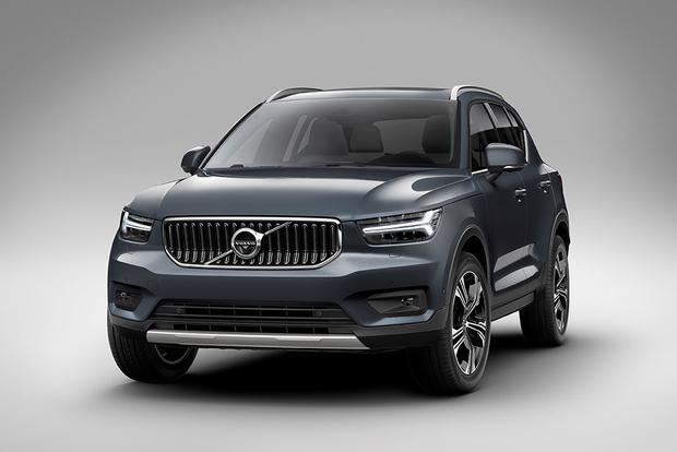 2019 Volvo XC40: The Latest Volvo featured image large thumb2