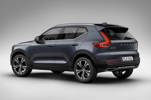 2019 Volvo XC40: The Latest Volvo featured image large thumb3