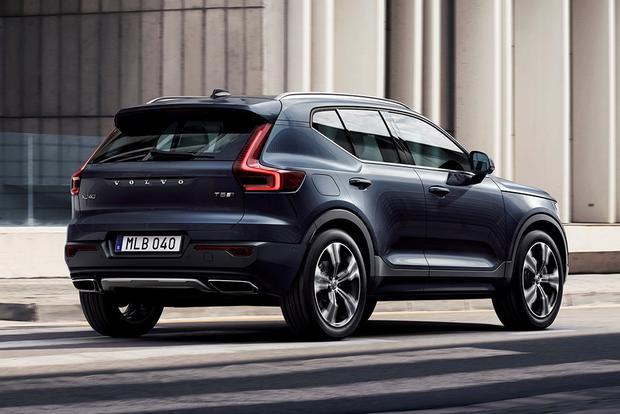 2019 Volvo XC40: The Latest Volvo featured image large thumb4