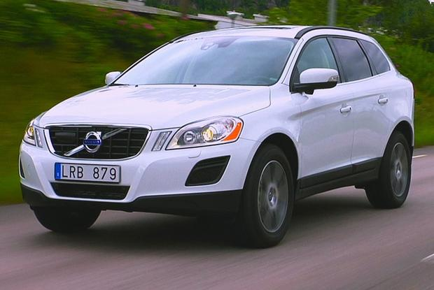 2012 Volvo XC60: New Car Review