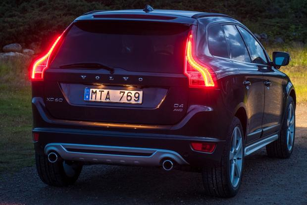 2013 volvo xc60: new car review - autotrader