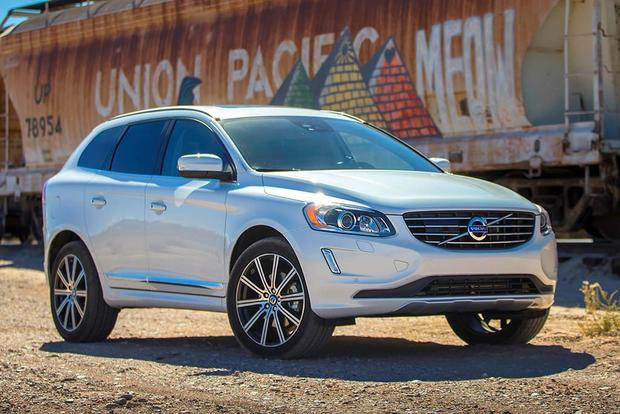 2016 volvo xc60 new car review autotrader. Black Bedroom Furniture Sets. Home Design Ideas