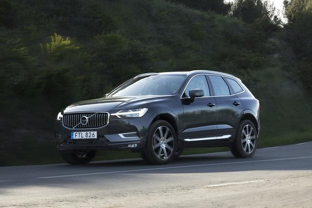 2018 Volvo XC60: First Drive Review featured image large thumb0