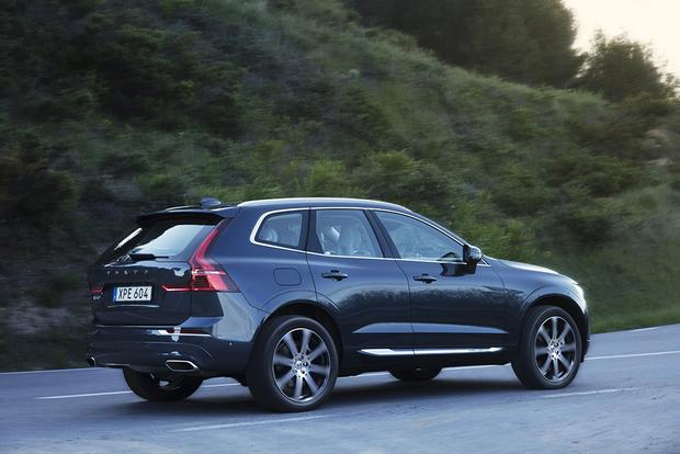 2018 Volvo XC60: First Drive Review - Autotrader