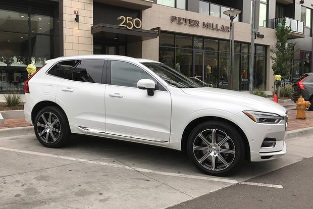 2018 volvo xc60 t8 first drive review autotrader. Black Bedroom Furniture Sets. Home Design Ideas