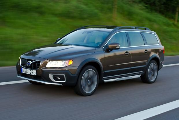 2013 Volvo XC70: New Car Review