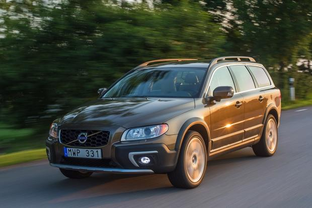 Volvo station wagon 2014