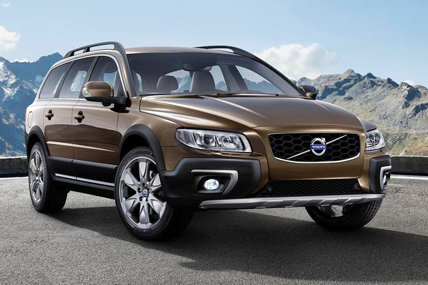 2015 volvo xc70 new car review autotrader. Black Bedroom Furniture Sets. Home Design Ideas