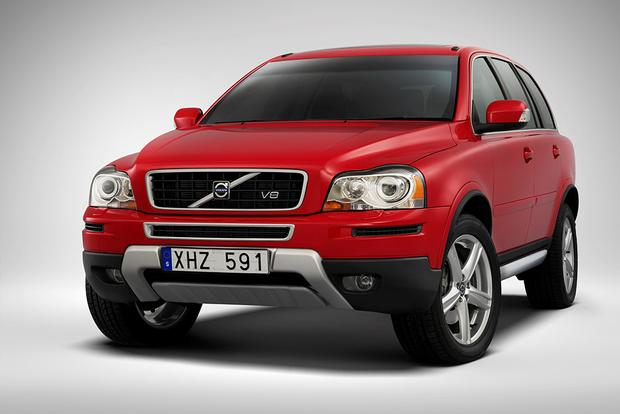detail used dvd awd at suv volvo passenger with