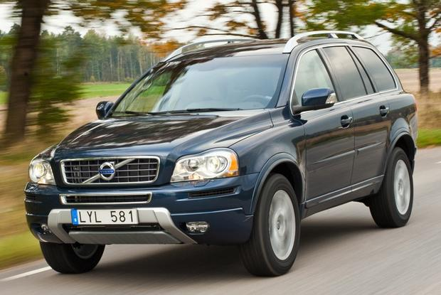 2012 Volvo XC90: New Car Review