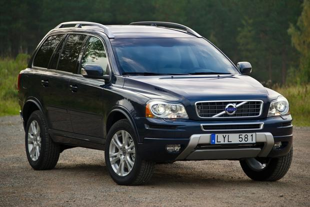 2013 volvo xc90 new car review autotrader. Black Bedroom Furniture Sets. Home Design Ideas