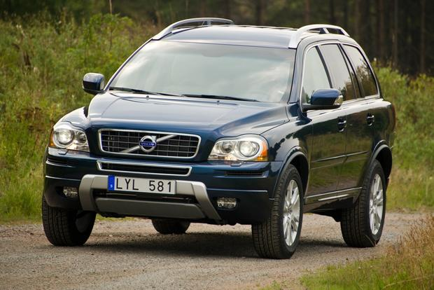 2012 Volvo XC90: OEM Image Gallery featured image large thumb2