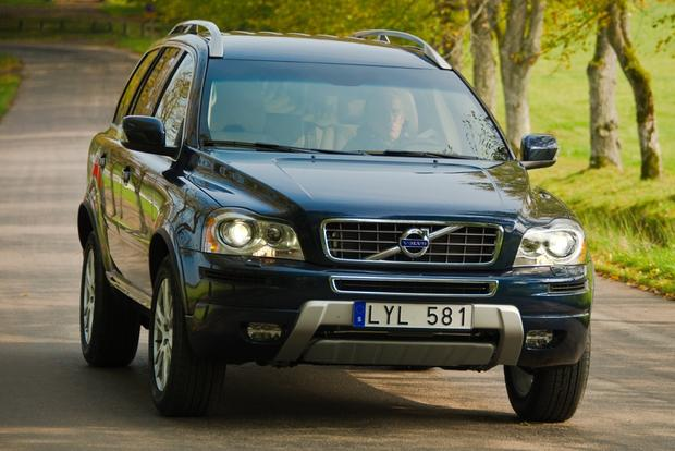 2012 Volvo XC90: OEM Image Gallery featured image large thumb3