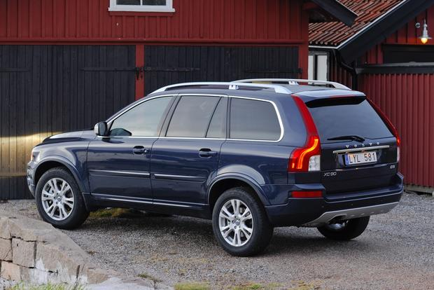 2012 Volvo XC90: OEM Image Gallery featured image large thumb4