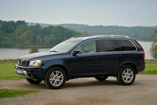 2012 Volvo XC90: OEM Image Gallery featured image large thumb5