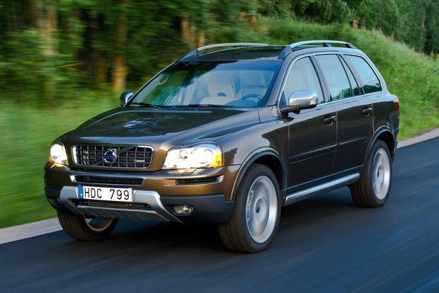 2012 Volvo XC90: OEM Image Gallery featured image large thumb6